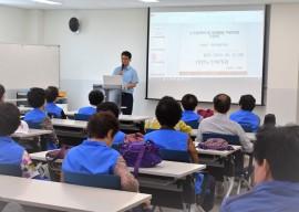 2019년 노인일자리 취약계층지원 사진
