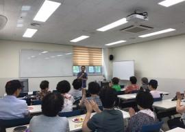 청춘봉사단 9월 월례회 실시사진